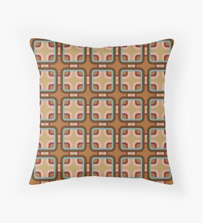 The Gold Room Carpet (The Shining)  Throw Pillow