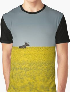 Lone Moose Graphic T-Shirt
