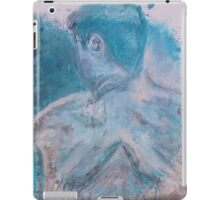 Half Full With Water iPad Case/Skin