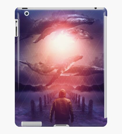 The Space Between Dreams and Reality iPad Case/Skin