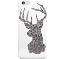 Crocodile Stag iPhone Case/Skin