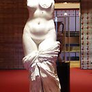 Classic Greek Statue by Francis Drake