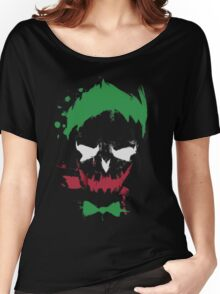 Jared Leto Suicide Squad Joker  Women's Relaxed Fit T-Shirt