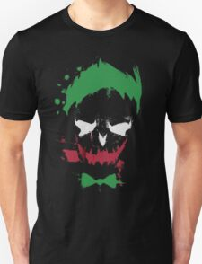 Jared Leto Suicide Squad Joker  Unisex T-Shirt