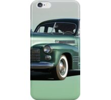 1941 Cadillac Series 61 Sedan 'Studio' iPhone Case/Skin