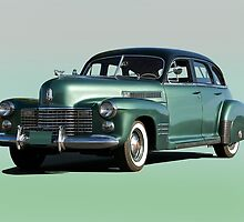 1941 Cadillac Series 61 Sedan 'Studio' by DaveKoontz