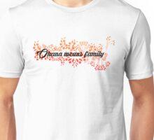 Ohana - Flowers Unisex T-Shirt