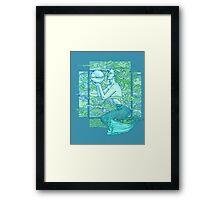 Pisces Seas Framed Print