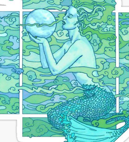 Pisces Seas Sticker
