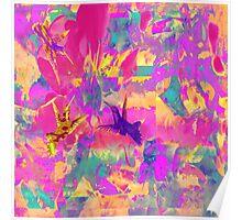 Tropical Colours Duvet Covers Poster