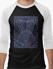 Playing with Fireworks no. 3 Men's Baseball ¾ T-Shirt