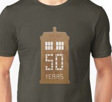 Doctor Who - 50th Anniversary  Unisex T-Shirt