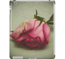 One  iPad Case/Skin