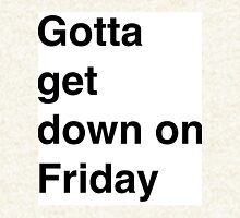 Get down on Friday people! Hoodie