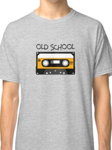 Old School Music Tape Compact Cassette Classic T-Shirt