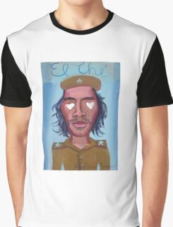 El Che Guevara by Diego Manuel Graphic T-Shirt