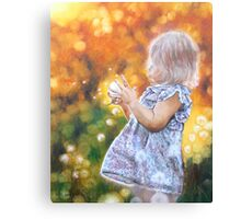 """""""A WISH COME TRUE""""  Canvas Print"""