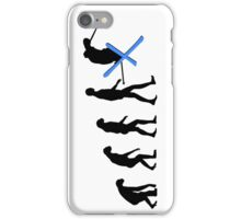 Evolution Ski iPhone Case/Skin