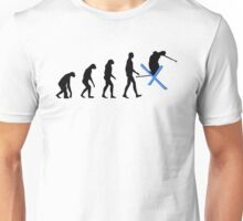 Evolution Ski Unisex T-Shirt