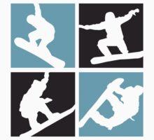 Snowboard  by nektarinchen