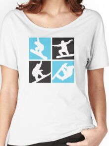 Snowboard  Women's Relaxed Fit T-Shirt