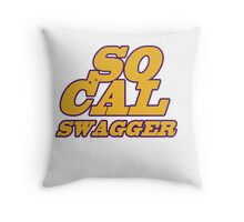 SO CAL SWAGGER I'M SO DANG FANCY Throw Pillow