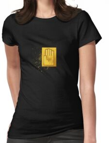 Jotes' Joth Aesthetic Womens Fitted T-Shirt