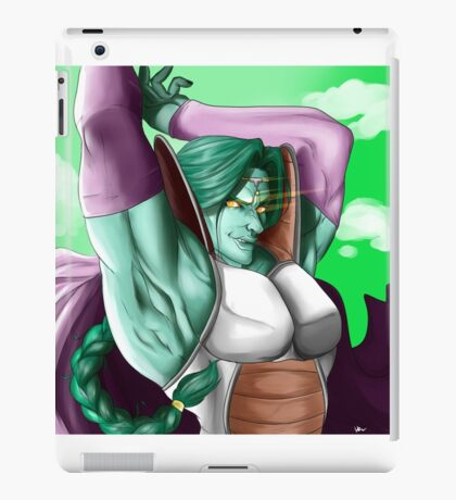 Zarbon-Dragon Ball Z iPad Case/Skin
