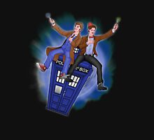 THE DOCTOR'S TIMEY-WIMEY ADVENTURE  Unisex T-Shirt