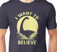 BELIEVE IN NESSIE Unisex T-Shirt