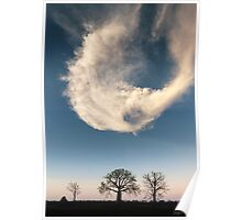 A Kimberley Skyscape Poster