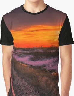 Dusk Light Graphic T-Shirt