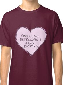 johnlock Classic T-Shirt