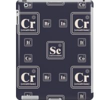 Chemistry of the business iPad Case/Skin