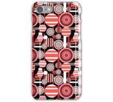 Seamless geometric pattern iPhone Case/Skin