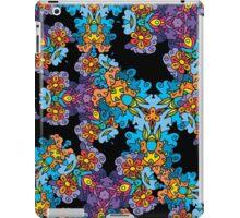 Psychedelic LSD Trip Ornament 0007 iPad Case/Skin