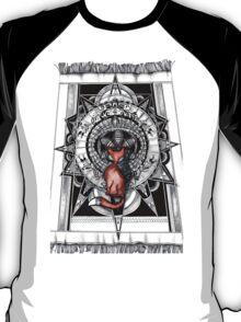 Fox on the rug T-Shirt