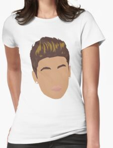 Justin Womens Fitted T-Shirt