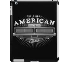 CLASSIC DODGE CHARGER MOPAR MUSCLE CAR | GREY iPad Case/Skin