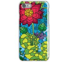 Psychedelic LSD Trip Ornament 0009 iPhone Case/Skin
