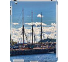 Resting Sails iPad Case/Skin
