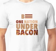 One Nation Under Bacon - 2016 Election Unisex T-Shirt