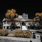West end mansion by Mel Brackstone