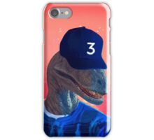 Chance the Raptor iPhone Case/Skin