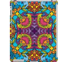 Psychedelic LSD Trip Ornament 0004 iPad Case/Skin