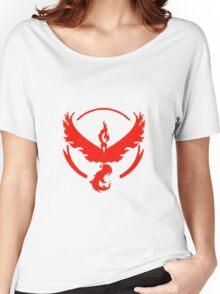 POKEMON team Valor Women's Relaxed Fit T-Shirt