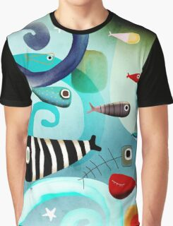 Langeoog  Graphic T-Shirt