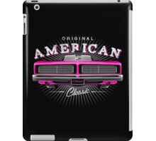 CLASSIC DODGE CHARGER MOPAR MUSCLE CAR | PINK iPad Case/Skin