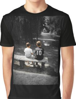 Tranquil Youth Graphic T-Shirt