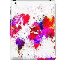 World iPad Case/Skin